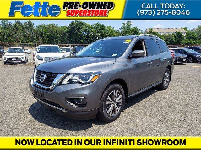 2018 Nissan Pathfinder for sale in Clifton, NJ