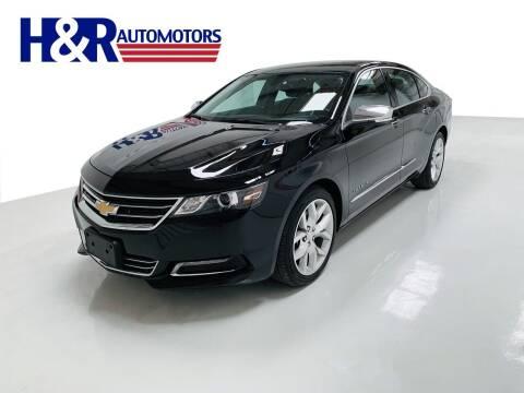2018 Chevrolet Impala for sale at H&R Auto Motors in San Antonio TX