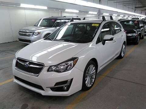 2015 Subaru Impreza for sale at Cj king of car loans/JJ's Best Auto Sales in Troy MI