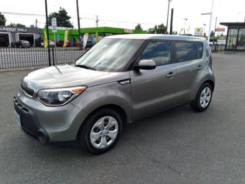 2015 Kia Soul for sale at Cars & Trailers in Portland OR