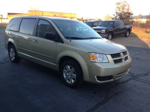 2010 Dodge Grand Caravan for sale at Bruns & Sons Auto in Plover WI