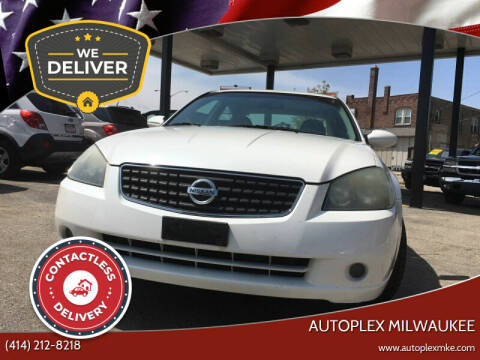2006 Nissan Altima for sale at Autoplex in Milwaukee WI