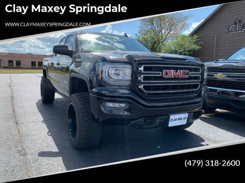 2019 GMC Sierra 1500 Limited for sale at Clay Maxey Springdale in Springdale AR