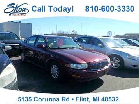 2004 Buick LeSabre for sale at Jamie Sells Cars 810 - Linden Location in Flint MI
