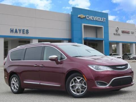 2018 Chrysler Pacifica for sale at HAYES CHEVROLET Buick GMC Cadillac Inc in Alto GA