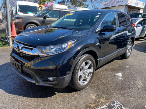 2017 Honda CR-V for sale at White River Auto Sales in New Rochelle NY
