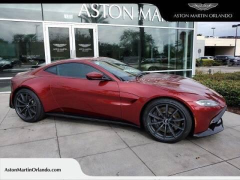 2020 Aston Martin Vantage for sale at Orlando Infiniti in Orlando FL