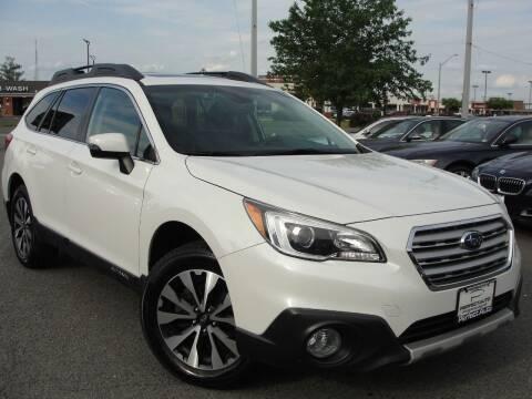 2017 Subaru Outback for sale at Perfect Auto in Manassas VA