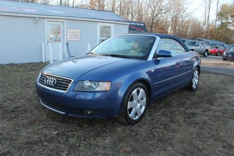 2006 Audi A4 for sale at Manny's Auto Sales in Winslow NJ