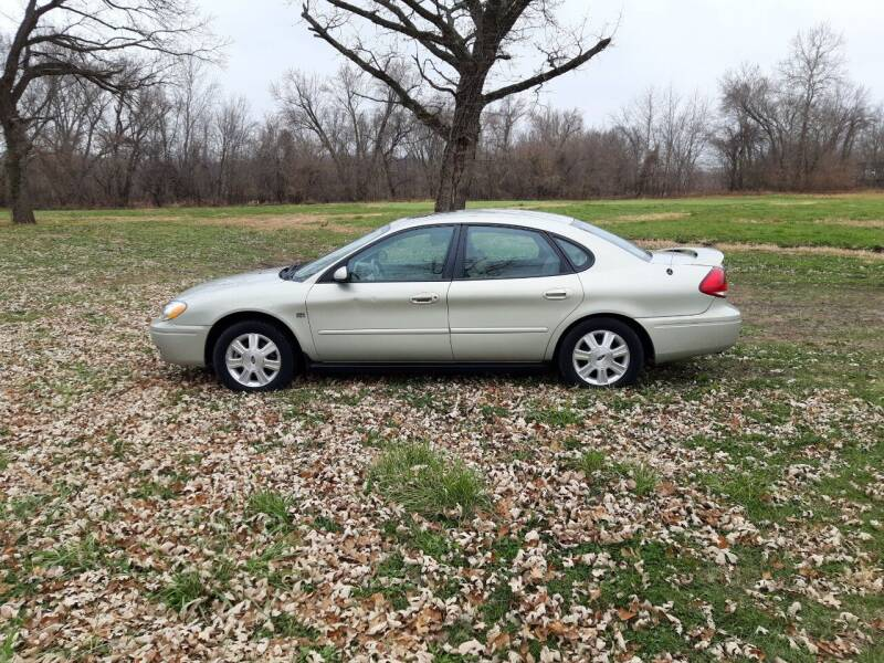 2004 Ford Taurus for sale at Rustys Auto Sales - Rusty's Auto Sales in Platte City MO