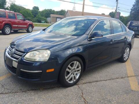 2006 Volkswagen Jetta for sale at J's Auto Exchange in Derry NH