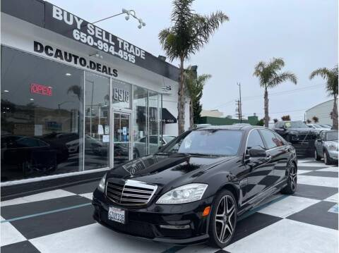 2013 Mercedes-Benz S-Class for sale at AutoDeals in Daly City CA