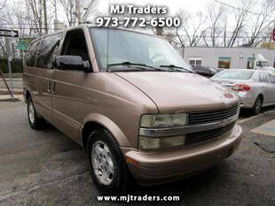 2004 Chevrolet Astro for sale at M J Traders Ltd. in Garfield NJ