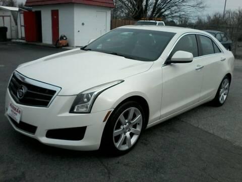 2013 Cadillac ATS for sale at HARMAN MOTORS INC in Salisbury MD