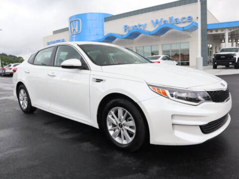 2018 Kia Optima for sale at RUSTY WALLACE HONDA in Knoxville TN