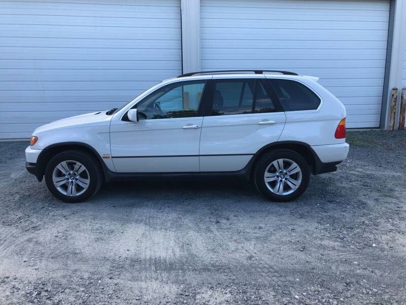 2003 BMW X5 for sale at McQueen Classics in Lewes DE