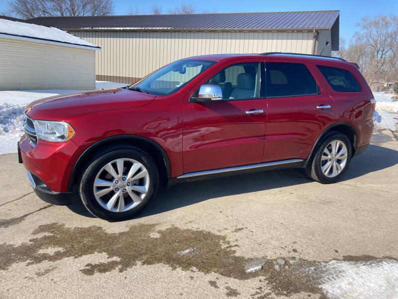 2011 Dodge Durango for sale at Dakota Auto Inc. in Dakota City NE