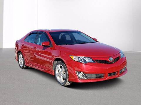 2012 Toyota Camry for sale at Jimmys Car Deals in Livonia MI