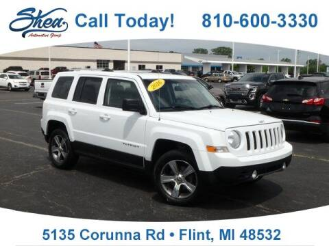 2016 Jeep Patriot for sale at Jamie Sells Cars 810 - Linden Location in Flint MI