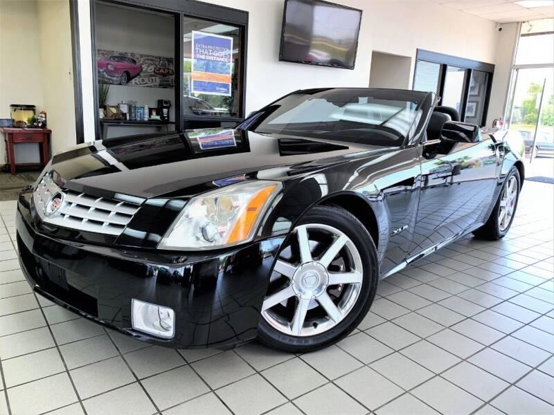 2005 Cadillac XLR for sale at SAINT CHARLES MOTORCARS in Saint Charles IL