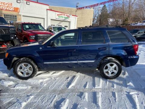 2005 Jeep Grand Cherokee for sale at North Hill Auto Sales in Akron OH