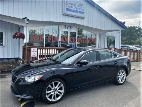 2015 Mazda MAZDA6 for sale at North Oakland Motors in Waterford MI
