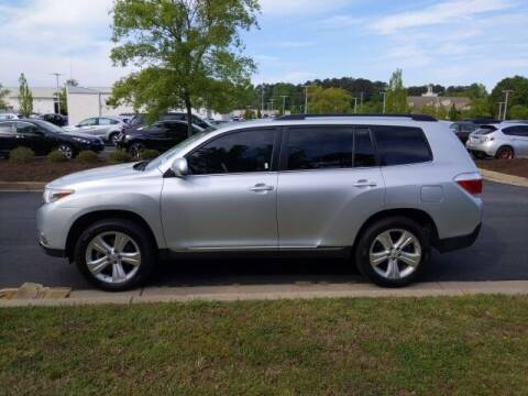 2012 Toyota Highlander for sale at Lou Sobh Kia in Cumming GA