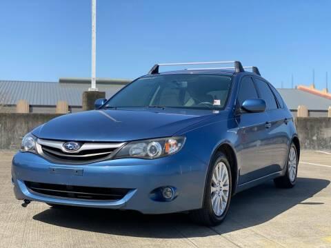 2010 Subaru Impreza for sale at Rave Auto Sales in Corvallis OR