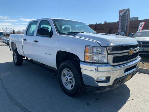 2012 Chevrolet Silverado 2500HD for sale at Freedom Auto Sales in Anchorage AK