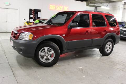 2006 Mazda Tribute for sale at R n B Cars Inc. in Denver CO