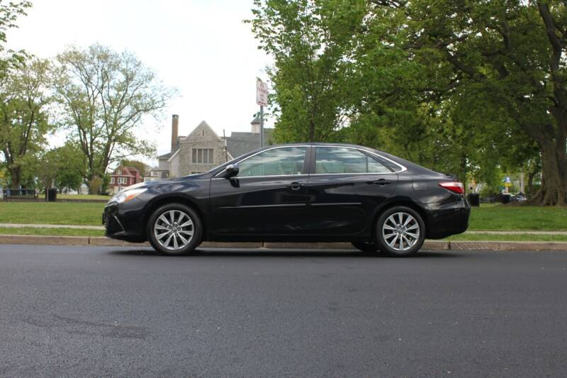 2017 Toyota Camry for sale at Lexington Auto Club in Clifton NJ