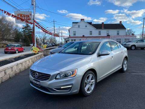 2014 Volvo S60 for sale at FIESTA MOTORS in Hagerstown MD