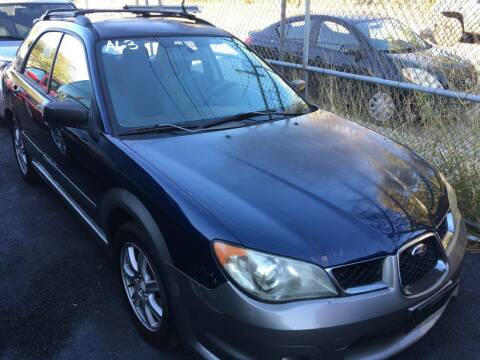2006 Subaru Impreza for sale at Carzready in San Antonio TX