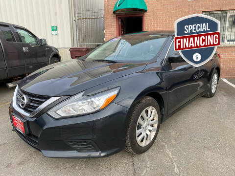 2016 Nissan Altima for sale at Carlider USA in Everett MA