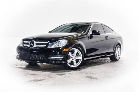 2012 Mercedes-Benz C-Class for sale at CarXoom in Marietta GA