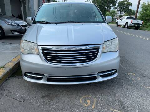 2011 Chrysler Town and Country for sale at SUNSHINE AUTO SALES LLC in Paterson NJ