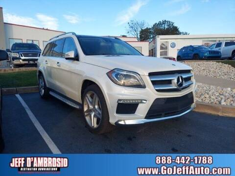 2015 Mercedes-Benz GL-Class for sale at Jeff D'Ambrosio Auto Group in Downingtown PA