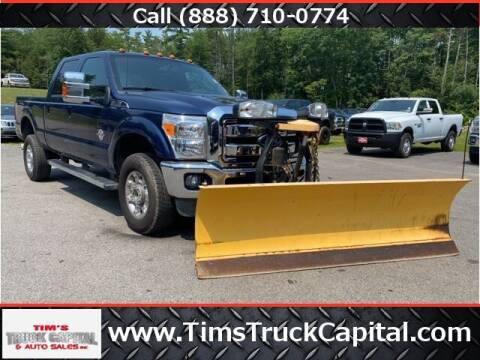2012 Ford F-350 Super Duty for sale at TTC AUTO OUTLET/TIM'S TRUCK CAPITAL & AUTO SALES INC ANNEX in Epsom NH