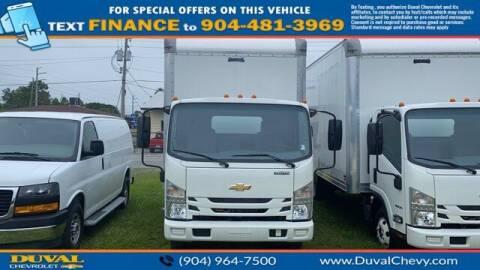 2020 Chevrolet 3500 LCF for sale at Duval Chevrolet in Starke FL