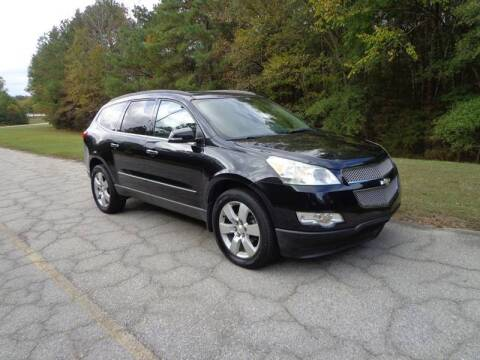 2011 Chevrolet Traverse for sale at CAROLINA CLASSIC AUTOS in Fort Lawn SC