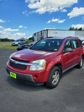 2006 Chevrolet Equinox for sale at Jeff's Sales & Service in Presque Isle ME
