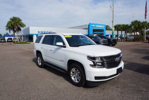 2018 Chevrolet Tahoe for sale at WinWithCraig.com in Jacksonville FL