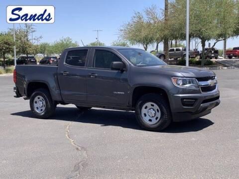2017 Chevrolet Colorado for sale at Sands Chevrolet in Surprise AZ