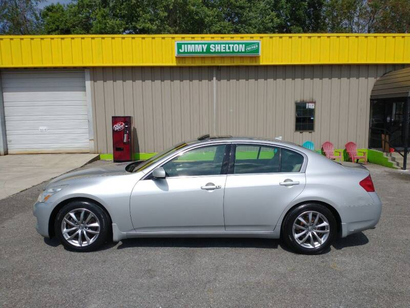 2007 Infiniti G35 for sale at Space & Rocket Auto Sales in Meridianville AL