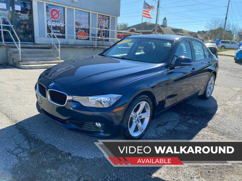 2015 BMW 3 Series for sale at Bagwell Motors Springdale in Springdale AR