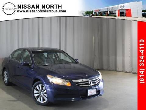 2012 Honda Accord for sale at Auto Center of Columbus in Columbus OH