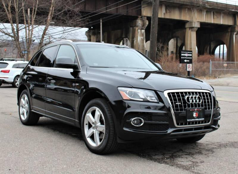 2012 Audi Q5 for sale at Cutuly Auto Sales in Pittsburgh PA