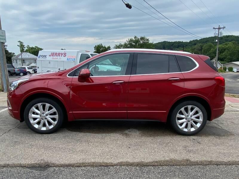 2016 Buick Envision for sale at Elizabeth Garage Inc in Elizabeth IL