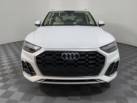 2022 Audi Q5 for sale at CU Carfinders in Norcross GA