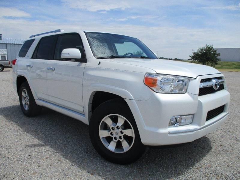 2011 Toyota 4Runner for sale at Double TT Auto in Montezuma KS